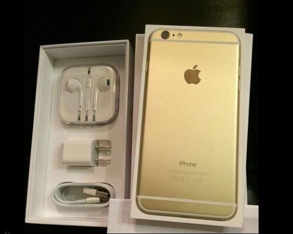 новый iphone в коробке