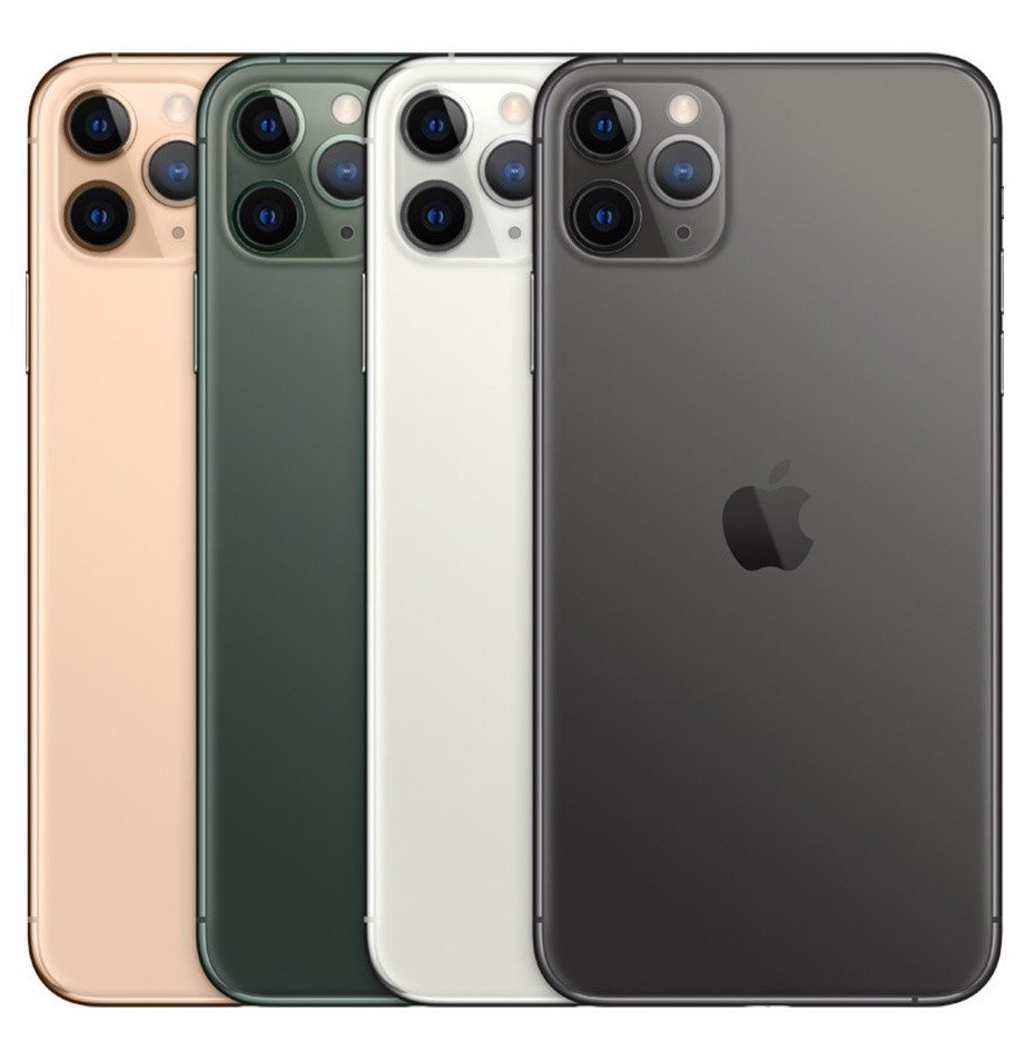 apple iphone 11 pro max 512gb все цвета